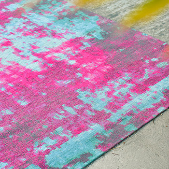 SDE design rugs selected by EKLA in Mauritius