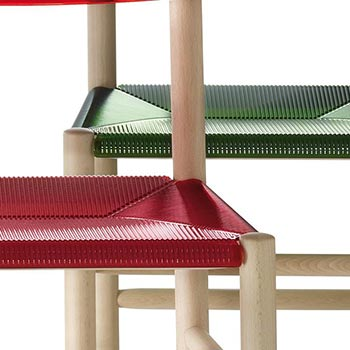 Magis furniture and decorative items selected by EKLA in Mauritius