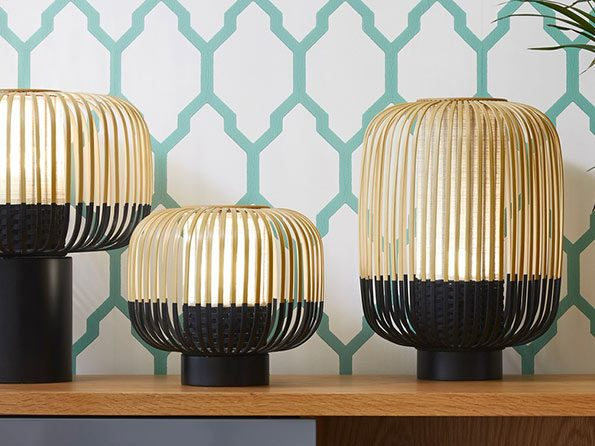 BAMBOO Lamp Collection